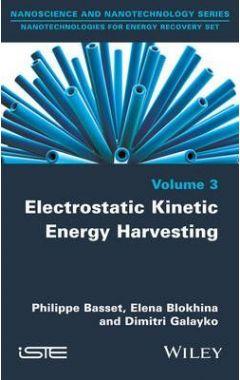 Electrostatic Kinetic Energy Harvesting