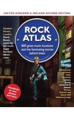 Rock Atlas UK & Ireland: Second Edition