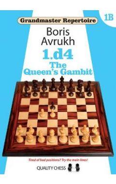 D4: The Queen's Gambit ( Grandmaster Repertoire )