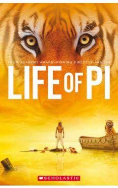 LIFE OF PI (SCHOLASTIC READER 3)
