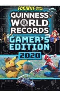 Guinness World Records: Gamer's Edition 2020 HC