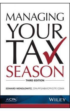 Managing Your Tax Season 3e
