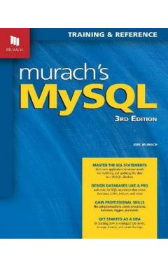 Murach's MySQL (3rd Edition)