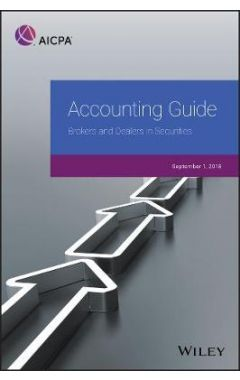Accounting Guide - Brokers and Dealers in Securities 2018