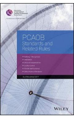 PCAOB Standards and Related Rules: 2018