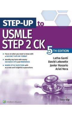 Step-Up To Usmle Step 2 Ck 5e  (NEW!) IE