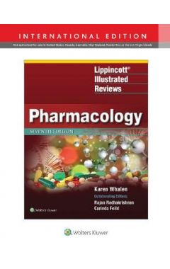 (SNP) Lippincott Illustrated Reviews: Pharmacology, 7e IE