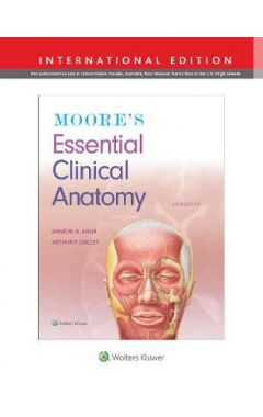 Moore's Essential Clinical Anatomy 6e, IE