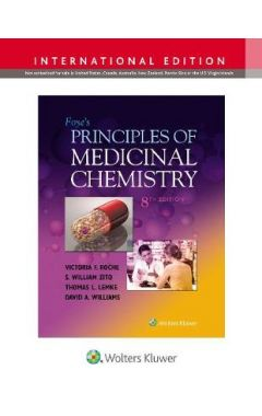 Foye's Principles Of Medicinal Chemistry, IE 8e  (NEW!)