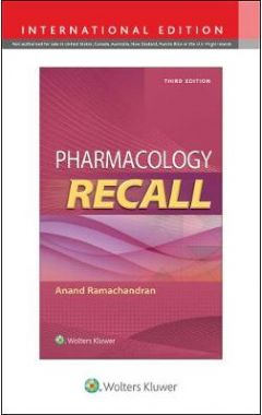 Pharmacology Recall, IE