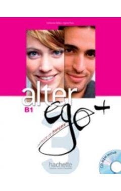 (FRENCH) ALTER EGO +: LIVRE DE L'ELEVE + CD-ROM B1