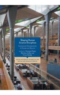 Shaping Human Science Disciplines