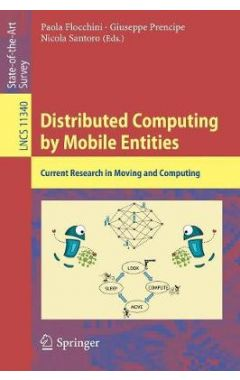 Distributed Computing by Mobile Entities