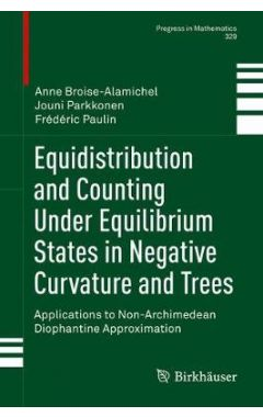 Equidistribution and Counting Under Equilibrium States in