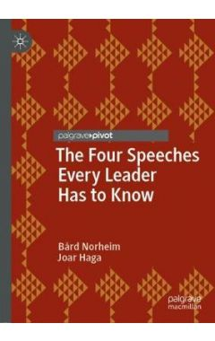 The Four Speeches Every Leader Has to Know
