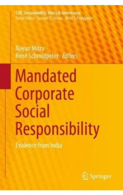 Mandated Corporate Social Responsibility: Evidence from India