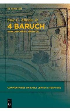 4 Baruch: Paraleipomena Jeremiou