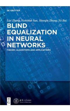 Blind Equalization in Neural Networks