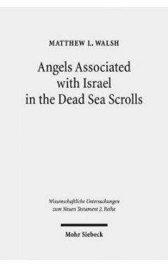 Angels Associated with Israel in the Dead Sea Scrolls