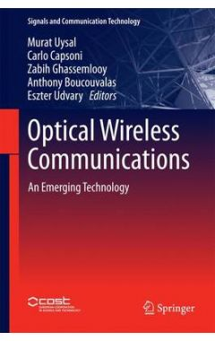 Optical Wireless Communications: An Emerging Technology