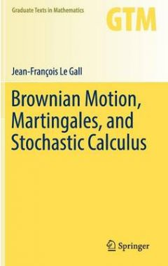[POD]Brownian Motion, Martingales, and Stochastic Calculus