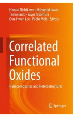 CORRELATED FUNCTIONAL OXIDES