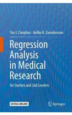 Regression Analysis in Medical Research: for Starters and 2nd Levelers