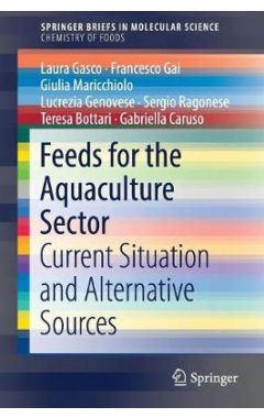 Feeds for the Aquaculture Sector: Current Situation and Alternative Sources