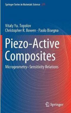 Piezo-Active Composites: Microgeometry-Sensitivity Relations