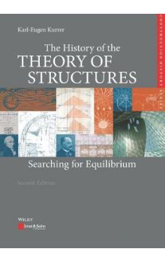 The History of the Theory of Structures 2e - Searching for Equilibrium
