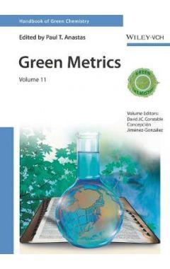 Handbook of Green Chemistry - Green Metrics