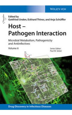 Host - Pathogen Interaction - Microbial Metabolism , Pathogenicity and Antiinfectives