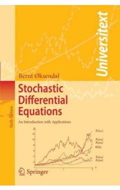 STOCHASTIC DIFFERENTIAL EQUATIONS, 6E