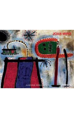 Joan Miro Wall Frieze Mural