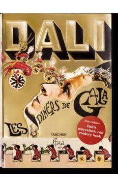 DALI. LES DINERS DE GALA (FACSIMILE EDITION)