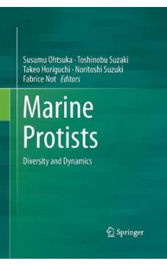 Marine Protists: Diversity and Dynamics