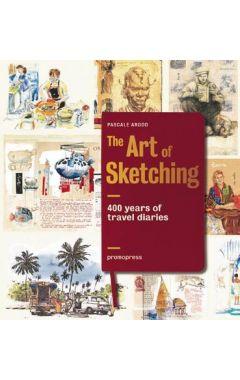 Art of Sketching: 200 Years of Travel Diaries