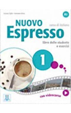 NUOVO ESPRESSO: LIBRO STUDENTE 1 (ITALIAN) A1