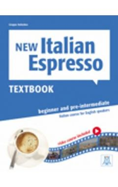 NEW Italian Espresso 1 (textbook + DVD multimediale)