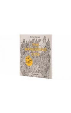 THE WANDERING CITY : COLORING BOOK
