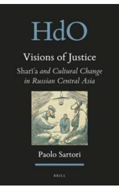 [POD] Visions of Justice: Shari'a and Cultural Change in Russian Central Asia