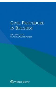 [pod] Civil Procedure in Belgium