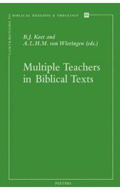 MULTIPLE TEACHERS IN BIBLICAL TEXTS