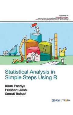Statistical Analysis in Simple Steps Using R