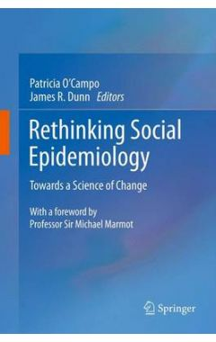 (softcover) Rethinking Social Epidemiology