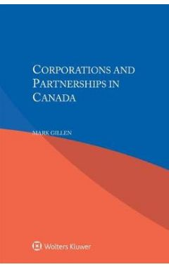 Corporations and Partnerships in Canada