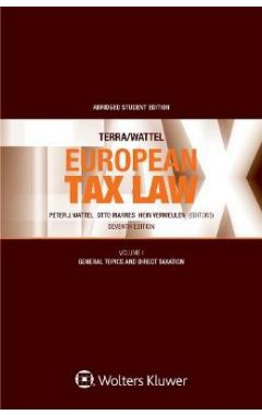 European Tax Law Seventh Edition: Volume I (Student edition)