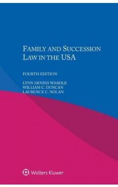 Family and Succession Law in the USA