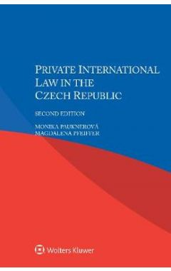 [pod] Private International Law in the Czech Republic