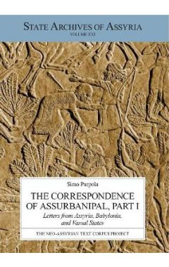The Correspondence of Assurbanipal, Part I